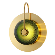 Бра green disk one
